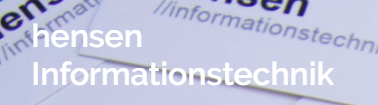 Hensen Informationstechnik